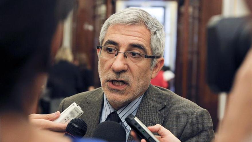 """Llamazares pregunta al Gobierno sobre la """"viabilidad"""" de Eurovegas"""
