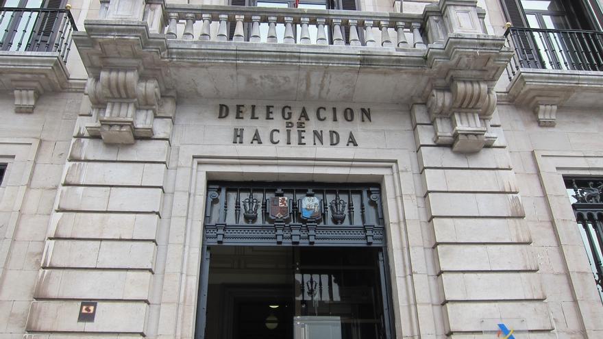 Una de las sedes de la Agencia Tributaria