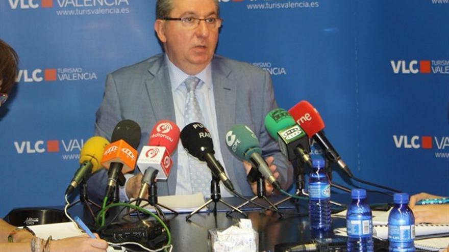 El exdirector general de la Fundación Turismo Valencia José Salinas