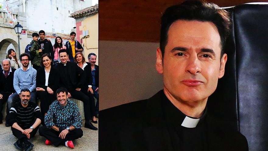 Luis Miguel Seguí en 'Historias de Alcafrán'