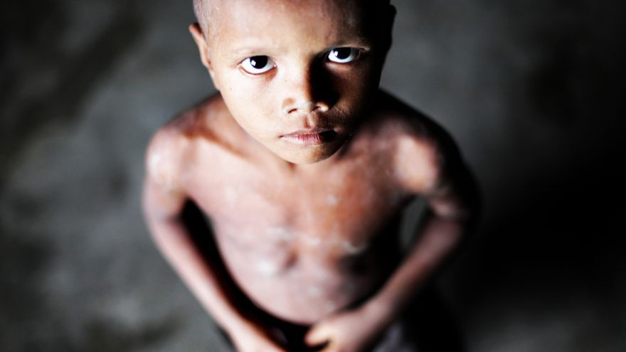 Infancia dalit VII