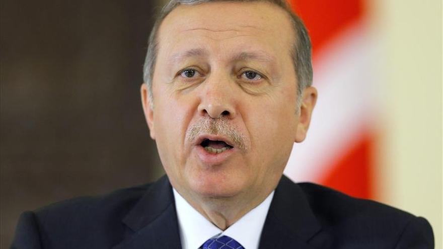 Justicia declara ilegal el nuevo palacio presidencial de Erdogan, según diario