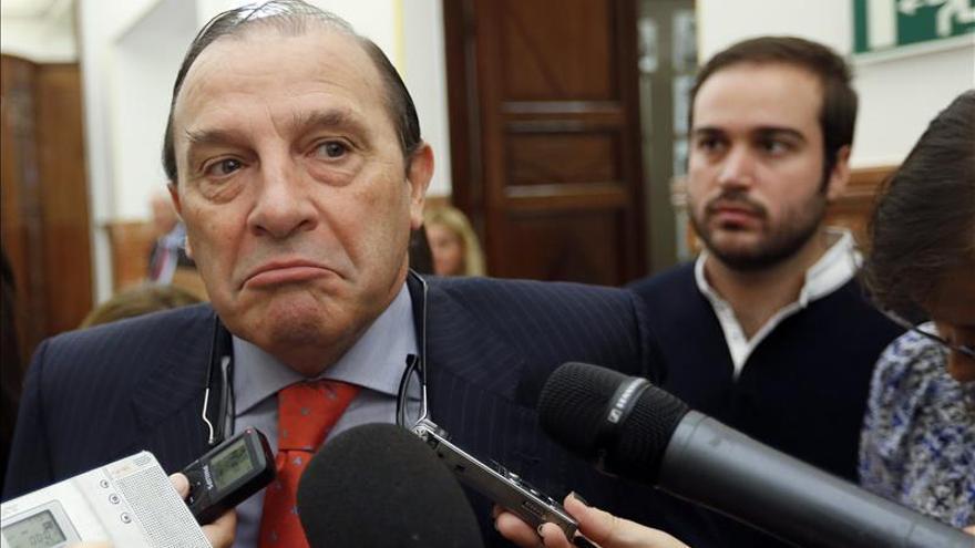 Vicente Martínez Pujalte, diputado del Partido Popular.