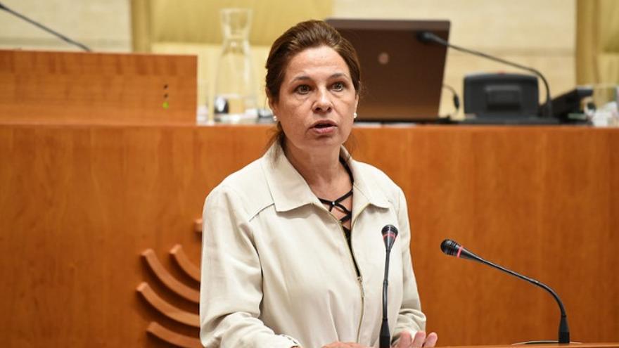 Pilar Blanco-Morales / Asamblea Extremadura