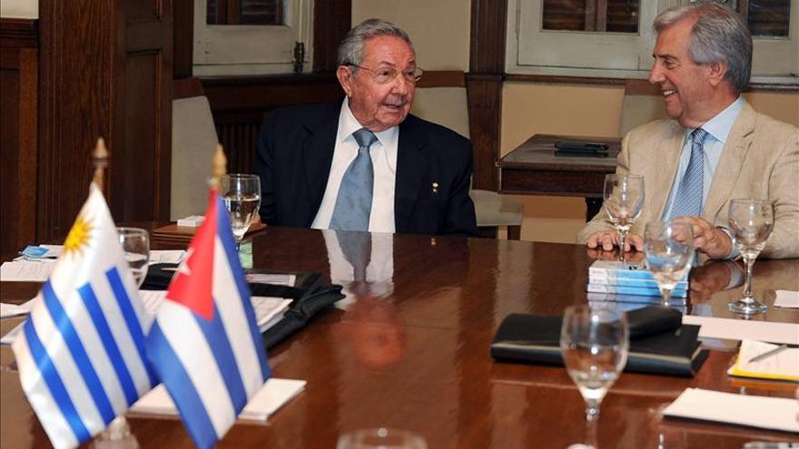 Uruguay y Cuba estrechan sus lazos y aspiran a reforzar su relación comercial