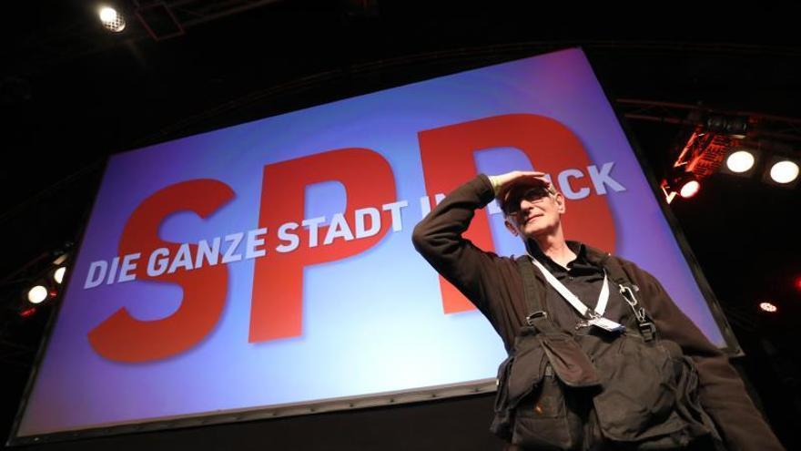 El SPD gana con claridad en Hamburgo y la ultraderecha podría quedar fuera