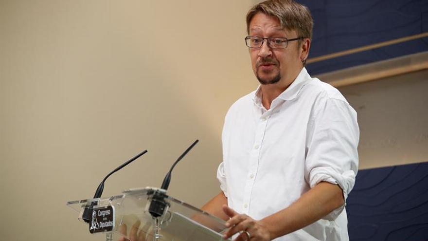 """Catalunya en Comú preguntará a sus bases si debe participar en """"movilización"""" 1-O"""