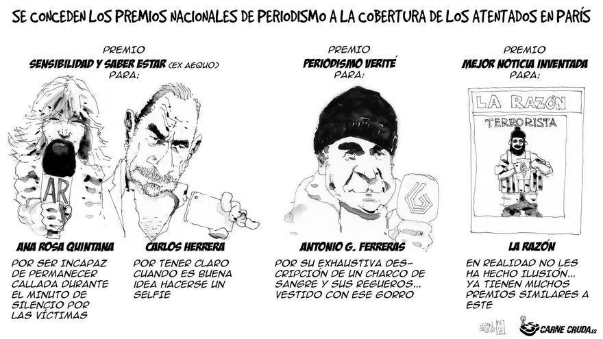 Premios periodismo