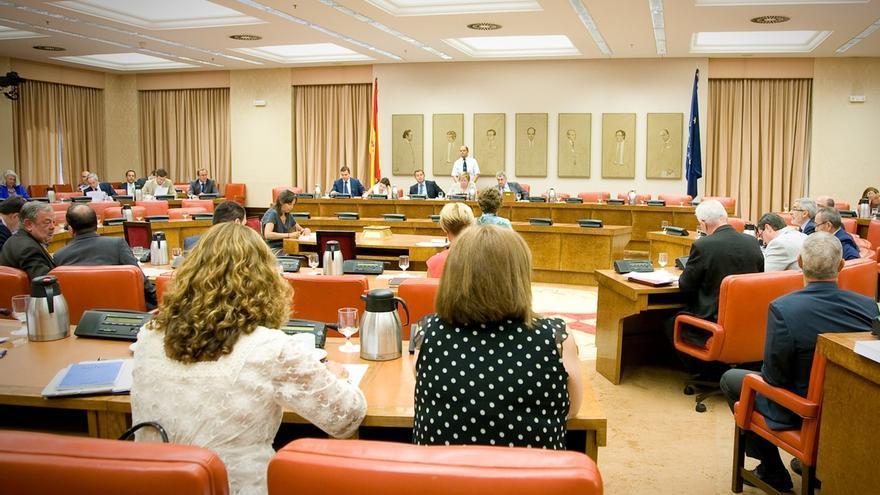 El Congreso prepara para la próxima semana la reunión de su Diputación Permanente
