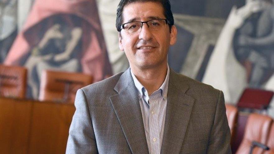 José Manuel Caballero FOTO: Diputación de Ciudad Real
