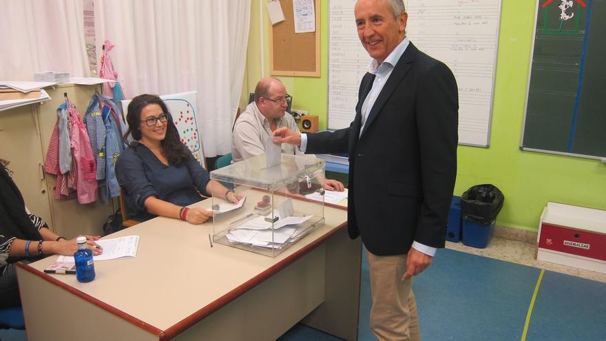"""Erkoreka espera que los vascos """"valoren"""" la cita con las urnas """"como expresión específica y genuina"""" de Euskadi"""