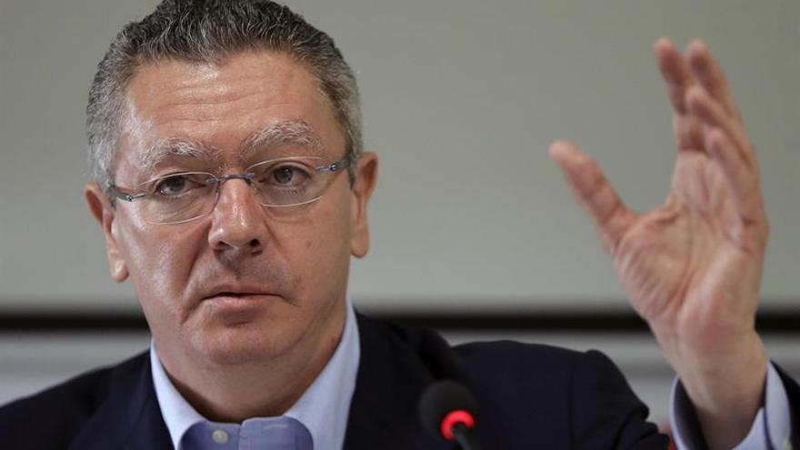 Gallardón acusa a Venezuela de usar liberación presos políticos para negociar