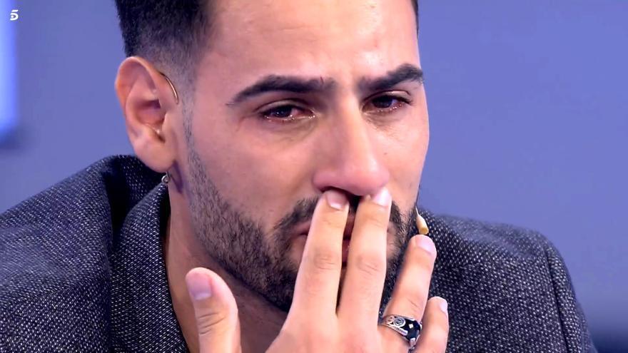 Asraf Beno, emocionado en 'Volverte a ver'