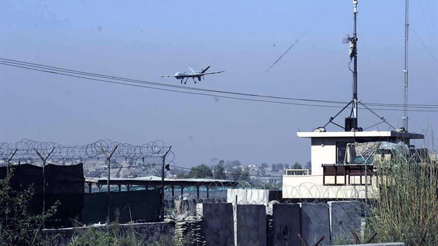 Un dron estadounidense causa 18 muertes en Afganistán, varios de ellos civiles