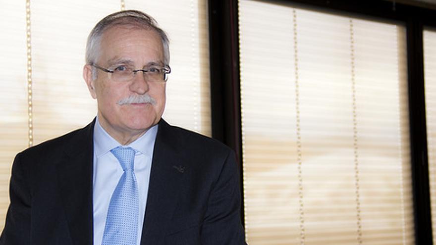 Javier Sotil, durante la entrevista con el portal Tulankide.com/ Tulankide.com