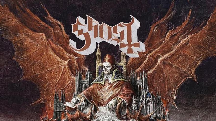 El nuevo disco de los suecos Ghost