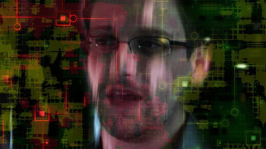 Edward Snowden, ex-analista de la NSA y denunciante de sus programas de vigilacia masiva. Foto: Flickr de AK Rockefelle