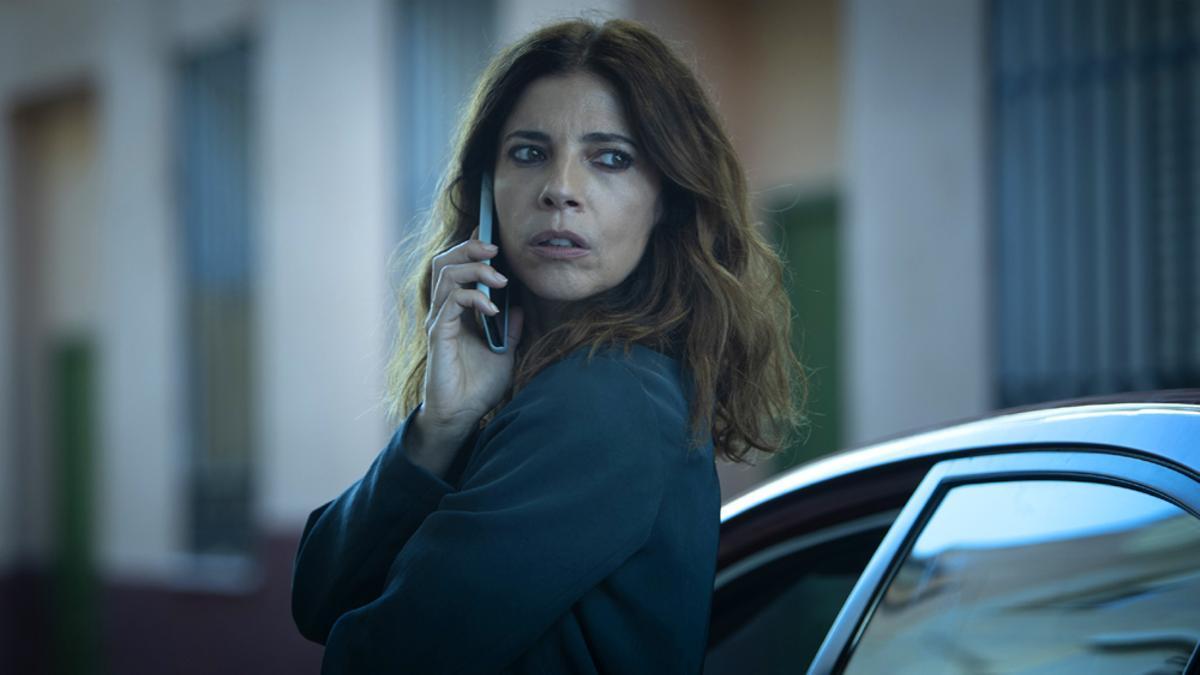 Maribel Verdú en 'Ana Tramel. El juego'