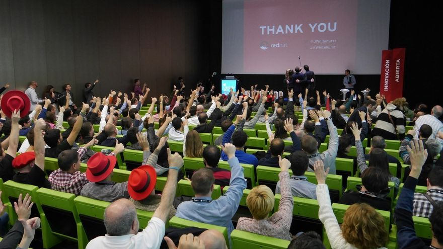 Bilbao acoge la próxima semana una nueva edición de LibreCon, centrada en la industria 4.0 y la banca online