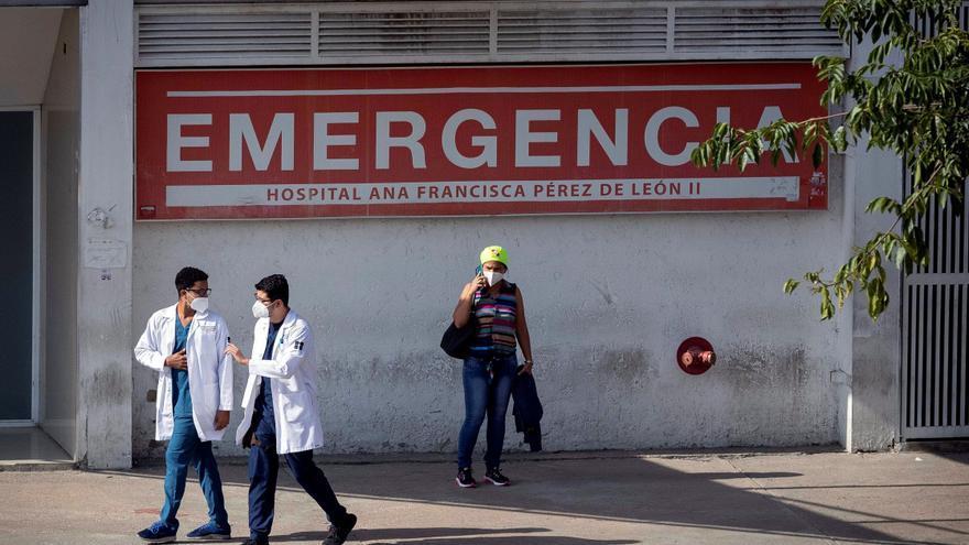 """Un """"Waze de hospitales"""" contra la falta de datos en Venezuela"""