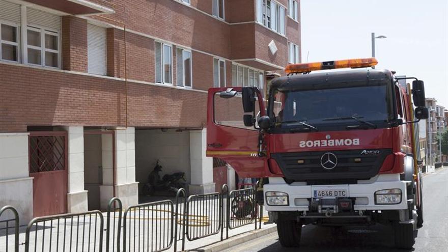 Muere una mujer con problemas de movilidad al incendiarse su casa en Zamora