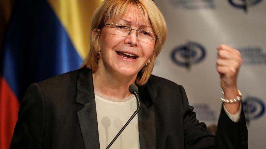 La fiscal venezolana investigará delitos asociados a la elección de la Constituyente