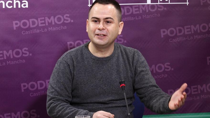 Anulan la sanción David Llorente por presuntamente impulsar una manifestación no autorizada en la huelga del 14-N
