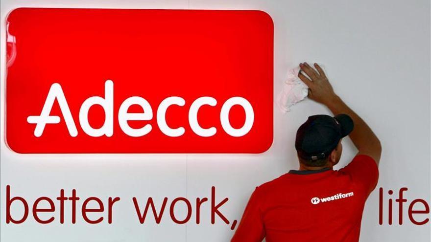 La oferta de empleo sube el 4,2 por ciento y rompe la tendencia a la baja, dice Adecco
