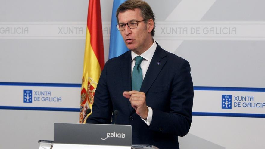 Feijóo se abre a apoyar una investigación política sobre el accidente del Alvia después de que haya sentencia
