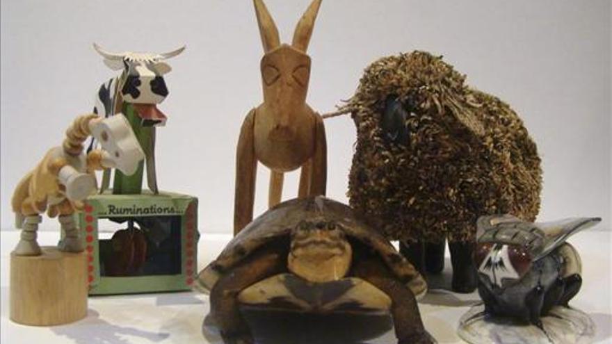 Últimos objetos de Monterroso incorporados al Museo del Escritor.