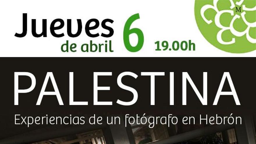Cartel del acto cultural de este jueves, en la capital tinerfeña