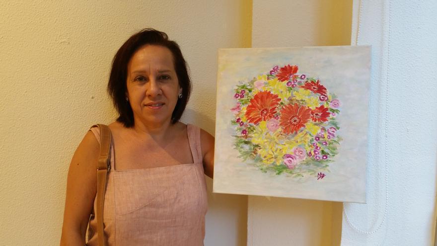 La naturaleza es la fuente de inspiración de Mariana Arranz.