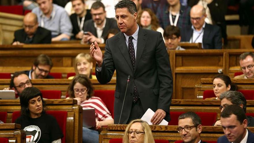 """Albiol insta a Rivera a """"entrar en razón"""" y dejar de """"vetar"""" a Rajoy"""