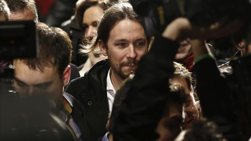 Pablo Iglesias dice que no le queda ninguna duda sobre la honorabilidad de Tania Sánchez