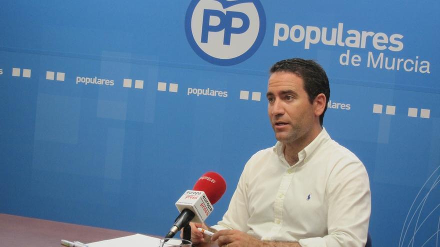 García Egea anuncia que Pablo Casado volverá al Mar Menor y pide a Ribera que le pregunte antes de criticar laguna