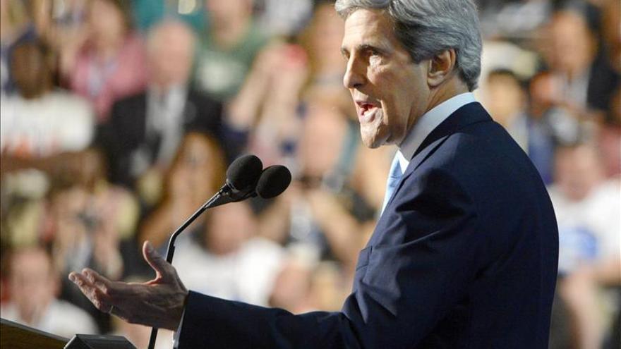 Comité del Senado aprueba el nombramiento de Kerry como secretario de Estado