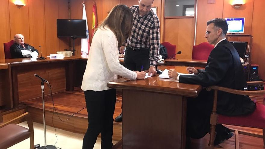 Espinosa reconoce la apropiación indebida de fondos de Santurban y acepta un año de prisión