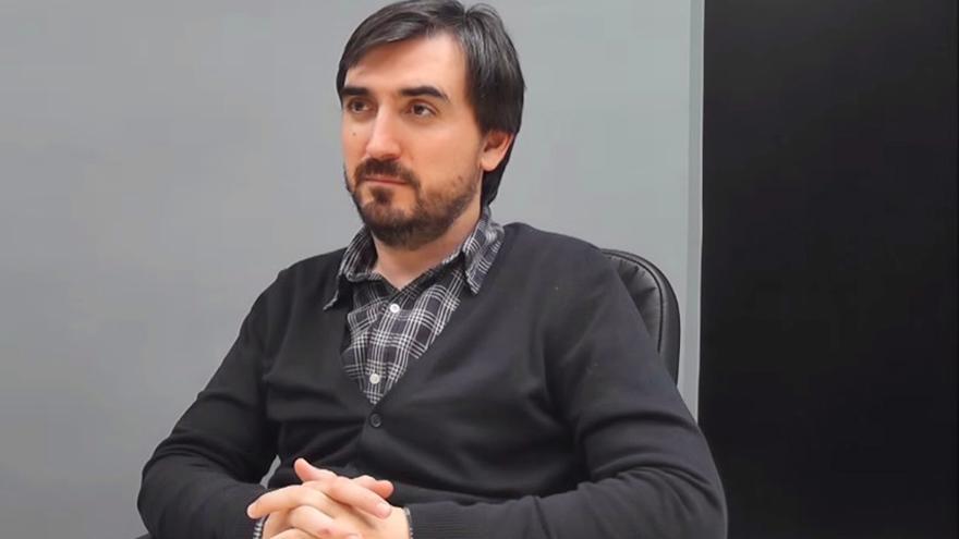 Igncio Escolar, director de eldiario.es
