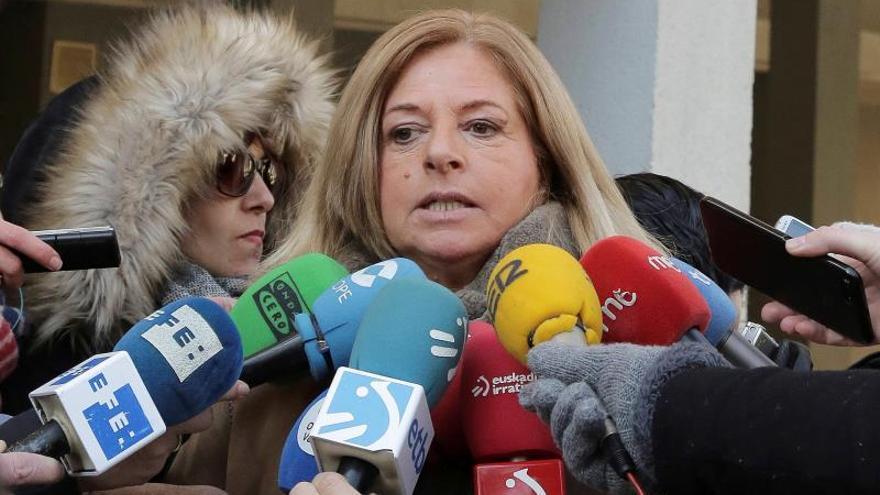 """La presidenta del Colectivo de Víctimas del Terrorismo, a Casado: """"¿Podrías dejar de utilizar a las victimas?"""""""
