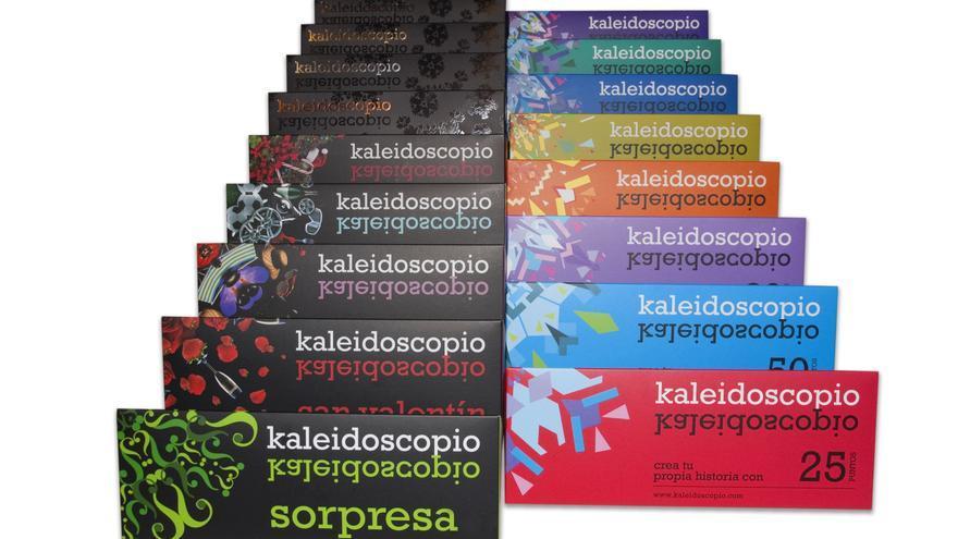 Kaleidoscopio incorpora a su oferta de experiencias más de 500 productos