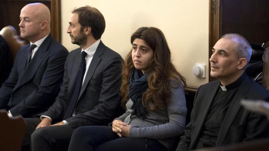 """Los acusados por el caso """"Vatileaks II"""""""