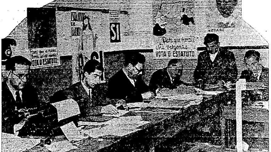 Oficinas del Comité Central da Autonomía en Santiago (1936)