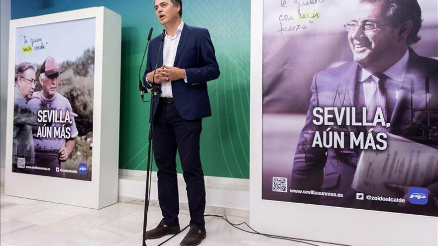 """El PP cree que """"ha aguantado muy bien el tirón"""" en Andalucía"""