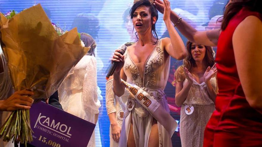 Una árabe cristiana gana el primer certamen de Miss Trans Israel 2016