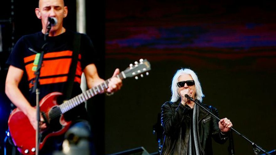 The Who y Guns N' Roses hacen a Santiago la capital latinoamericana del rock