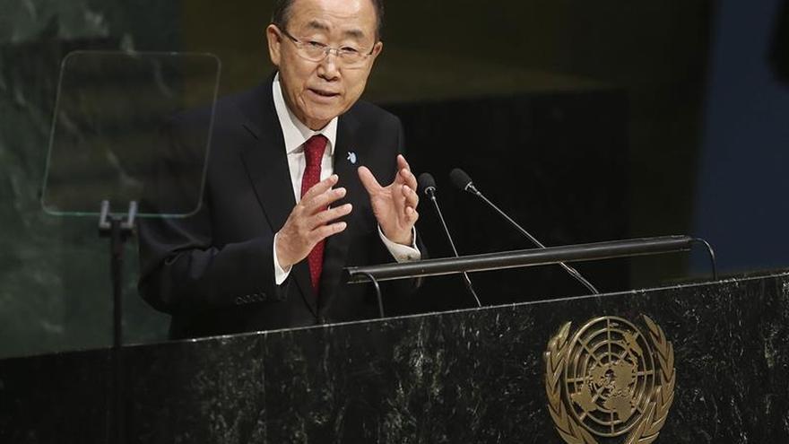 El último minuto de Ban Ki-moon como titular de la ONU estará cargado de simbolismo