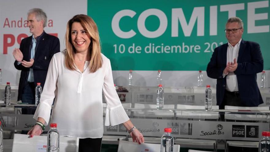 El Gobierno andaluz: No negociar con Vox es la única línea roja
