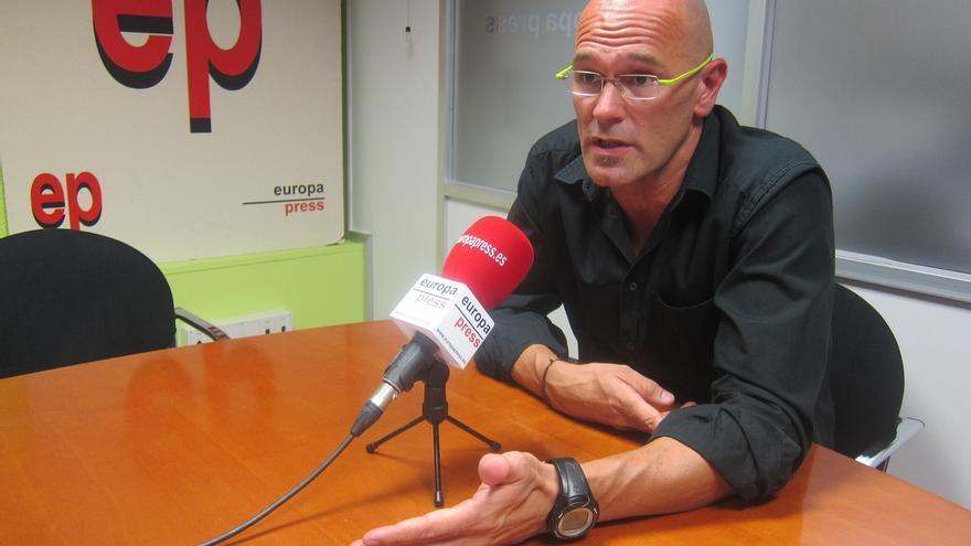 Romeva cree que a Iceta y Rabell les conviene que gane el 'sí' para reformar España