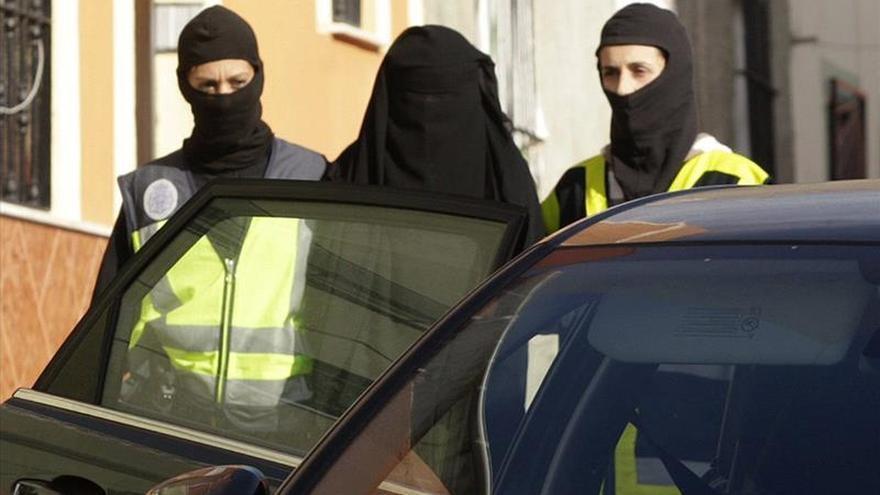 Libertad vigilada para la menor detenida en Melilla tras ser captada para el EI