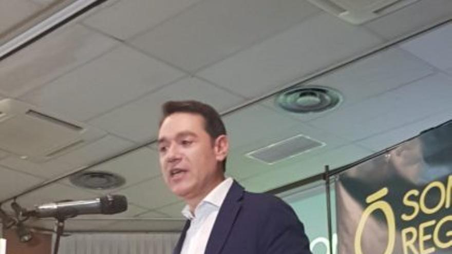 José Gabriel Ruiz, exsecretario generla de Somos Región
